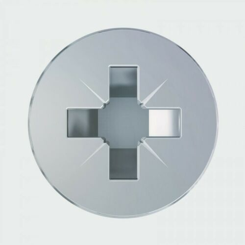 Timco In-DEX Acier Inoxydable Pozi Empreinte Cruciforme Terrasse Vis-diverses tailles CE