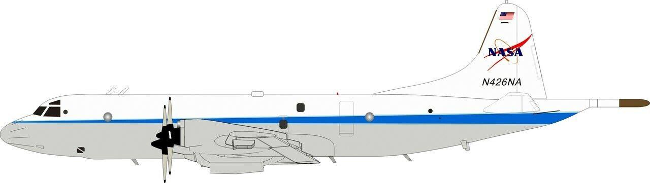 Involo 200 IFP3NASA01 1200 Nasa Lockheed P3B Orion N426NA con Supporto