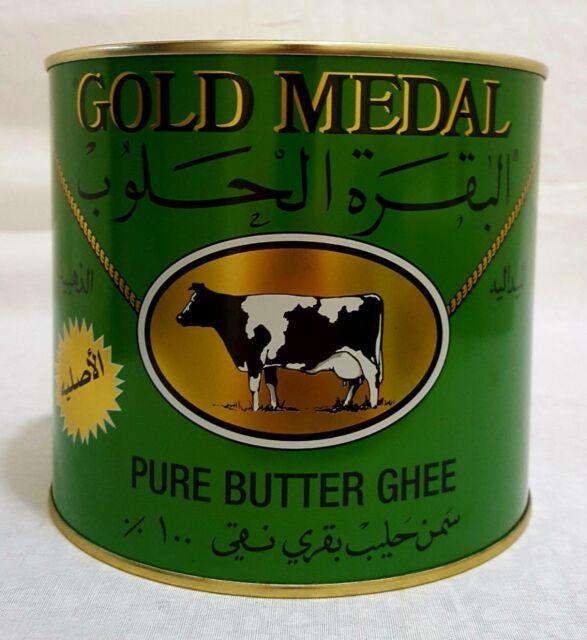 Butter og sorte
