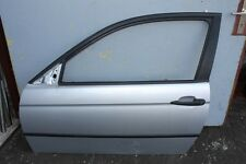 Bmw E46 3er Compact Tür Fahrertür vorne links titansilber 354