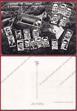 TORINO SQUADRA di CALCIO 03 IL GRANDE TORINO 1949 SUPERGA SPORT Cartolina FOTOGR