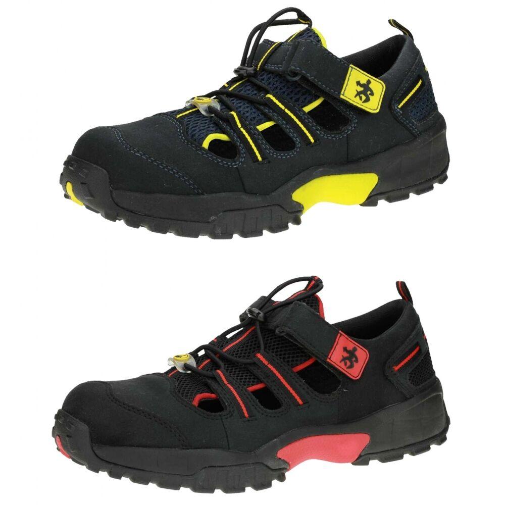 Baak-7411 oder 7211 Sicherheits-Sandale Sicherheitsschuh Arbeits-Schuhe S1P