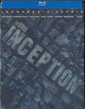 Inception: STEELBOOK Edition (Blu-ray Disc, 2012) BRAND NEW