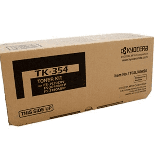 Kyocera TK-354B Toner Cartridge