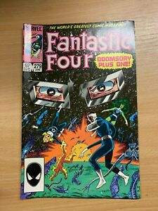 Marvel-Comics-Fantastic-Four-279-Juin-1985-Vfn