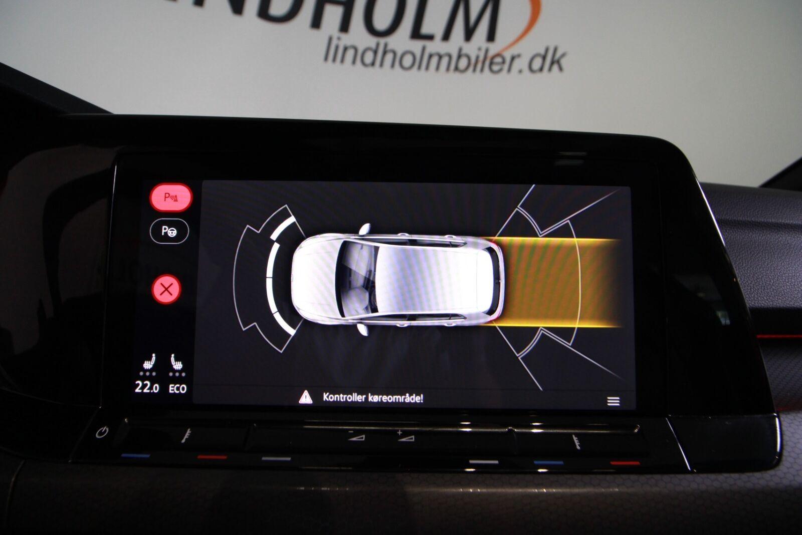 VW Golf VIII 2020