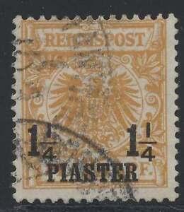 DAP-Tuerkei-Nr-9-gestempelt-geprueft-Bothe-BPP-44539