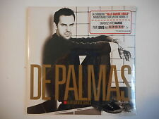 DE PALMAS : ELLE DANSE SEULE [ CD SINGLE NEUF PORT GRATUIT ]