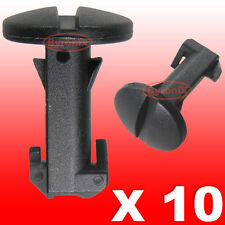 LAND ROVER RANGE ROVER & SPORT TOW EYE COVER CLIPS BUMPER TRIM PLASTIC CLIPS