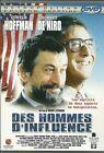 DVD - DES HOMMES D' INFLUENCE avec ROBERT DE NIRO, DUSTIN HOFFMAN / COMME NEUF