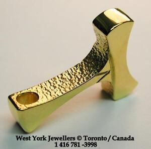 THORS-Hammer-14-KT-GOLD-Pendant-ANHAENGER-585-THOR-Mjolnir-ODIN-WODAN-RUNES