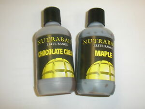 Nutrabaits-Elite-Serie-Boilie-Sabor-100ml-Todas-Las-Variedades-Pesca-De-Carpa