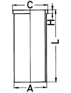 Zylinder-Armel-Kolbenschmidt-89470110