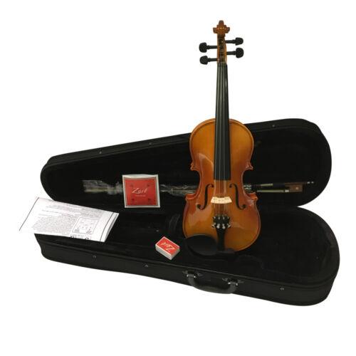 Zest Starter Violine IN Antik Stil Holz IN 2 Größen 1//2 /& 1//4 Plus Hülle EXTRAS
