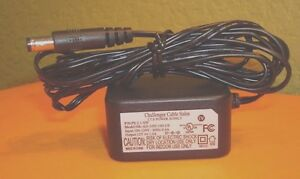 NEW CHALLENGER CABLE SALES PS-2.1-SW HK-AD-120U100-US Output 12V 1A