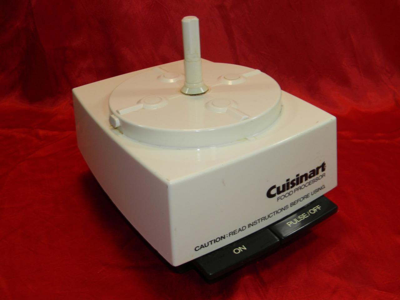 Cuisinart 14-Cup Food Processor remplacement moteur base partie DLC-7 PRO