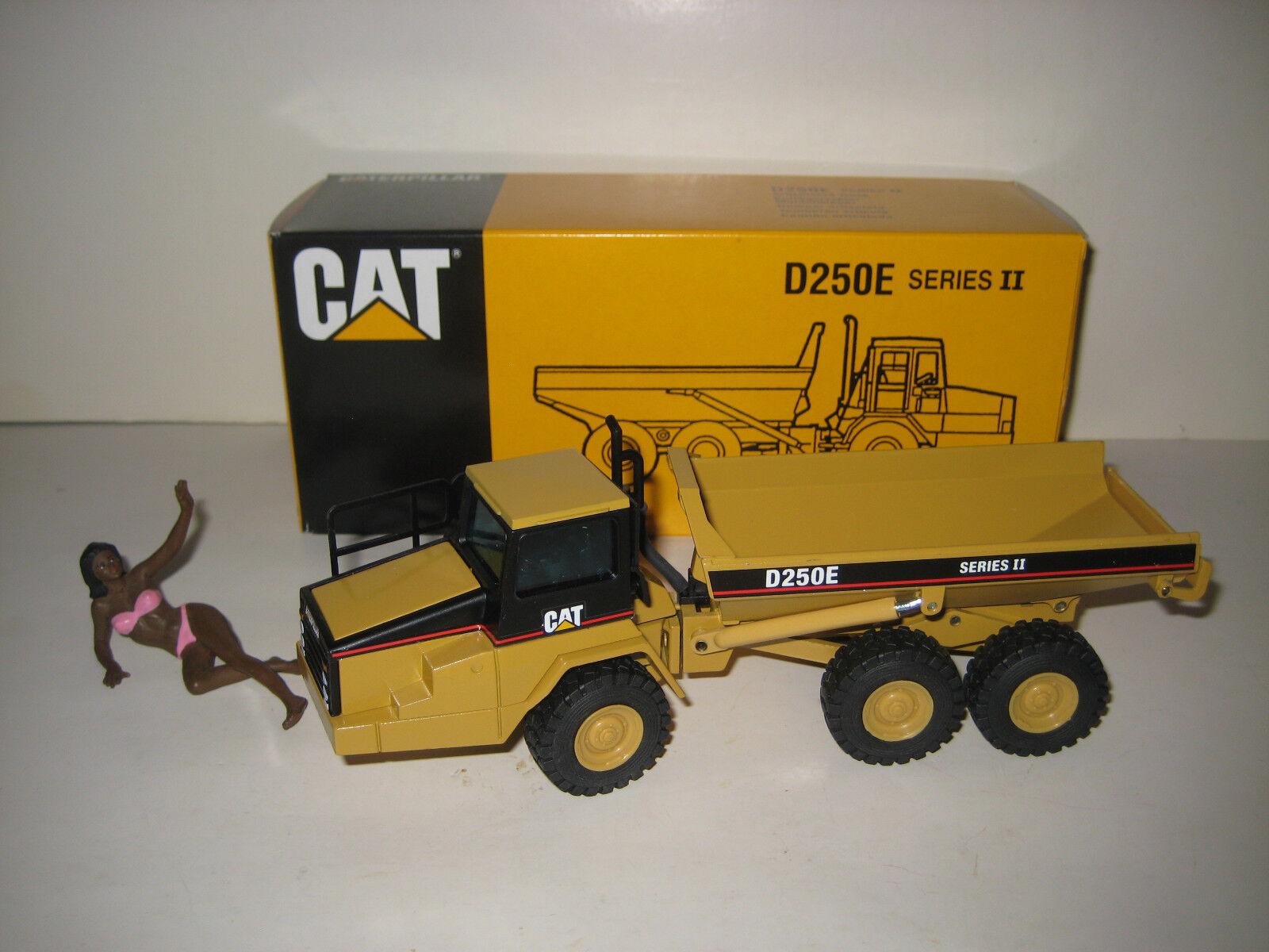 compra limitada Caterpillar d 250 250 250 e Dumper serie II  4131 NZG 1 50 OVP  punto de venta de la marca