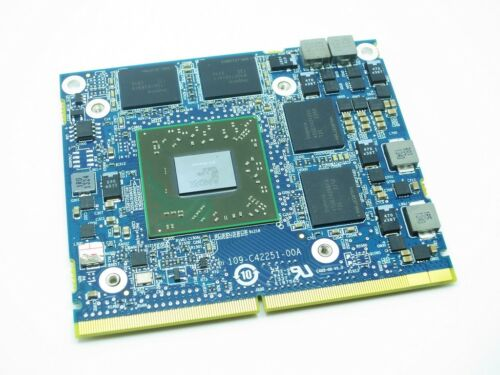 New AMD FIREPRO M4000 1GB DDR5 MXM 3.0 Type A For Dell M4600 M4700 M4800 M15x
