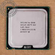 Intel Core 2 Duo E8400 - 3 GHz (BX80570E8400) LGA 775 SLAPL SLB9 CPU 1333 MHz