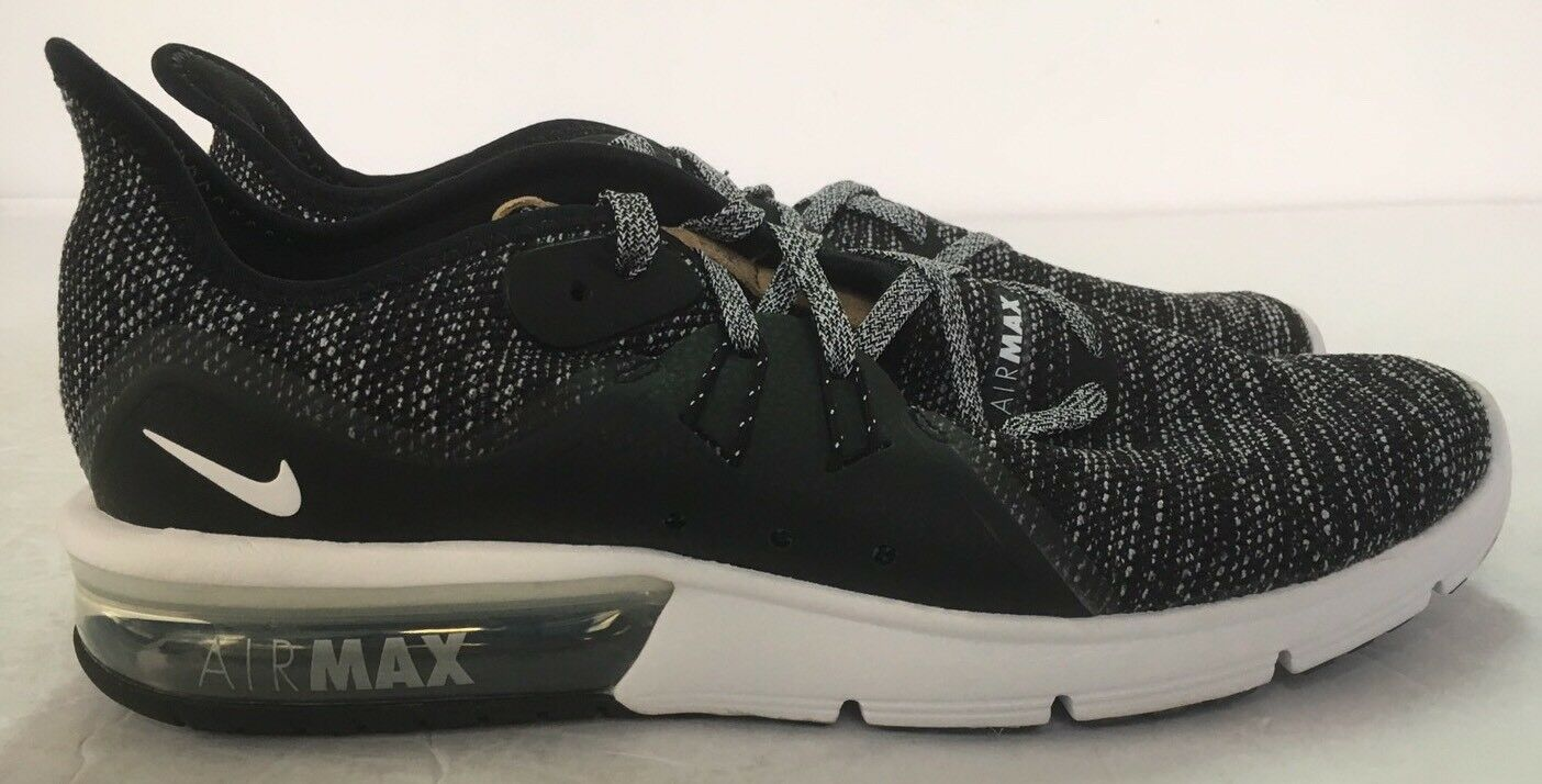SHOES NIKE AIR MAX SEQUENT 3 - 921694-011..size 9