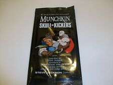Munchkin Skull Kickers 15 Card Expansion Booster