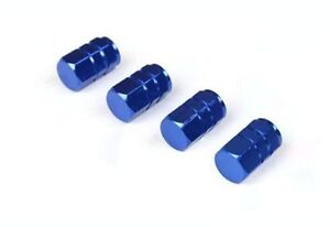 4pcs-Blue-Wheel-Tyre-Tire-Valve-Stems-Air-Dust-Cover-Screw-Caps-Car-Truck-Bike