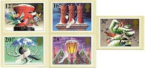 GB POSTCARDS PHQ CARDS MINT NO. 71 1983 CHRISTMAS 10% OFF 5+