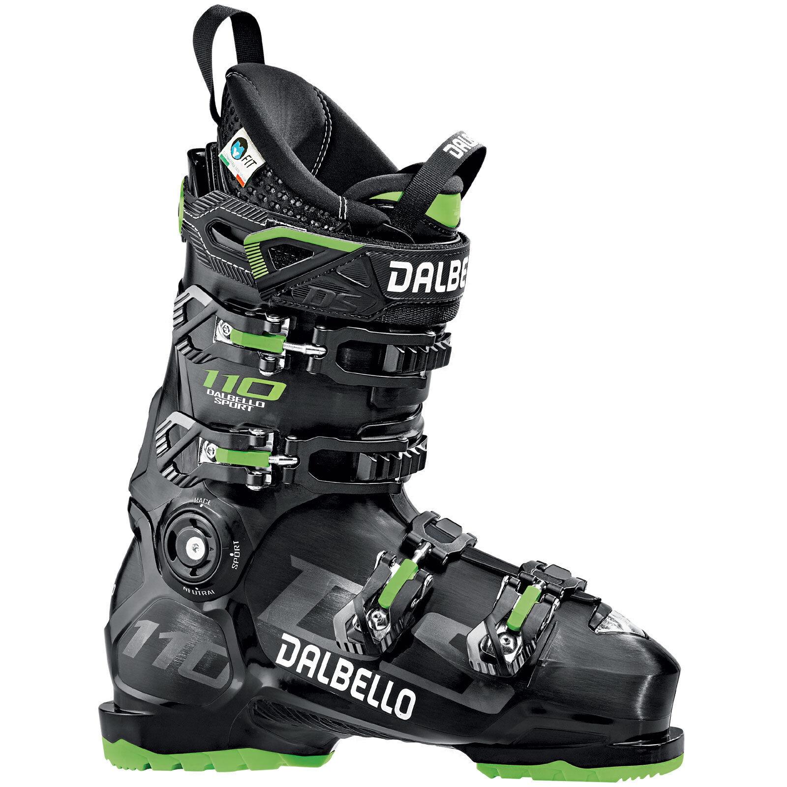 Dalbello Ds 110 Ms botas de Esquí para Hombre Esquiar Zapatos Alpino