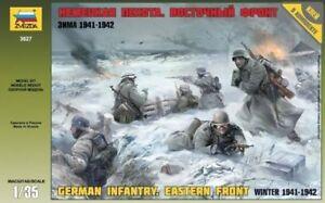 Zvezda-1-35-scale-German-Infantry-Winter-1941-42