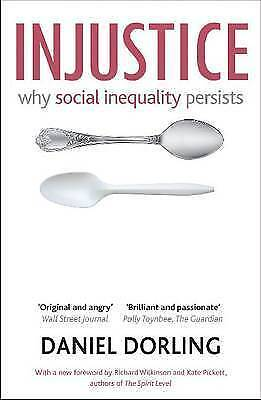 Injustice: Why social inequality persists-ExLibrary
