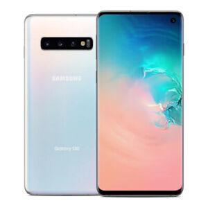 Samsung Galaxy S10 G9730 Dual 8gb Ram 128gb Prism White Ship From Us Ebay