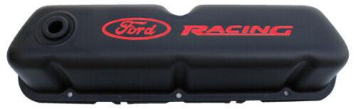 PROFORM 302-072 fits Ford Racing Steel Valve Covers Black Crinkle
