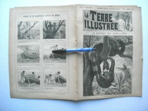 RARE-034-La-Terre-Illustree-034-no-21-1891-voyages-CARTE-POLE-SUD-STANLEY-ALGERIE
