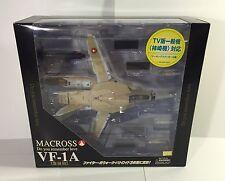 YAMATO MACROSS 1/60 VF-1A  BEIGE TAN FIGURE JAPAN IMPORT BIG WEST ROBOTECH