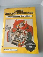Intertec Large Air Cooled Engine Service 15 Ci Manual 3rd Edition 1985