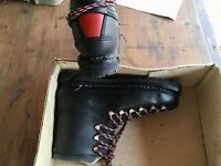 Chaussure Ski Vintage 60's Semly Speciale Jo 1968