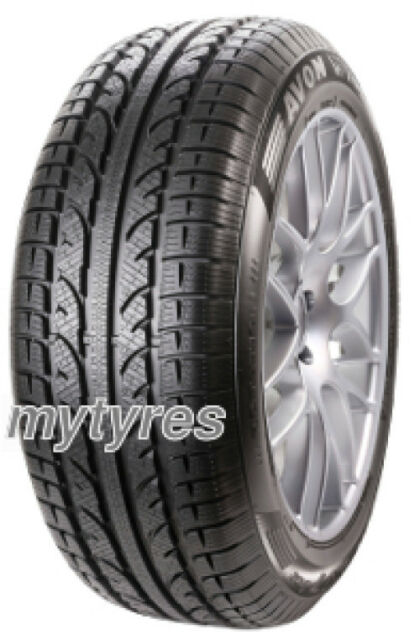 WINTER TYRE Avon WV7 Snow 195/50 R15 82H M+S with rim flange protector BSW