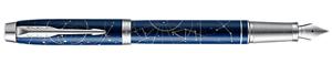 Parker Im Premium Midnight Astral Fountain Pen F Pt In Bx 2019 S Edition 2074147