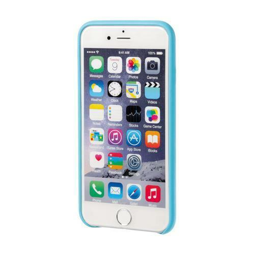 CELLULARLINE Cover per iPhone 6 azzurra 100% Originale!