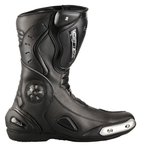 Motorcycle Boots Racing Boots touringstiefel of XLS Black Size 40 to 48