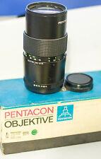 2x Pentacon 200mm f4 + Pentacon 135mm f2,8 mc, M42 in original box