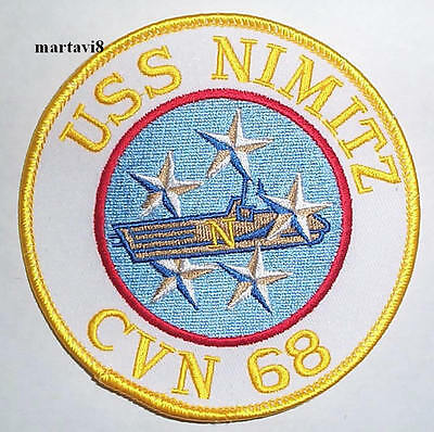 US Navy Helicopter Anti-Submarine Squadron Light HSL-37 Cloth Patch Badge USN