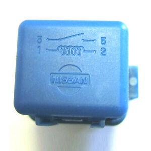 Nissan-Stanza-Sentra-Maxima-240SX-Quest-NX-Fan-Motor-Engine-Fan-Motor-Relay