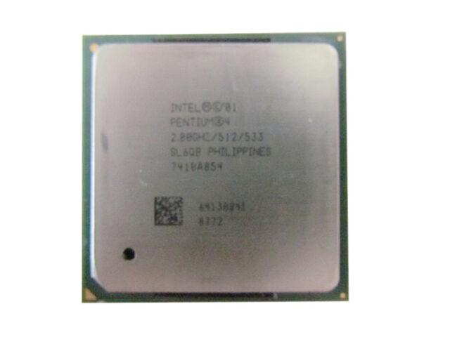 Intel Pentium SL6QB RK80532PE072512 Prozessor