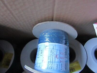 100m x Orange XLPE UL1385 Hook Up Wire Cable 26AWG H9R6 8918722