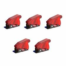 Antrader Plastic 12mm Mount Dia Toggle Switch Cover Dustproof Safety Waterpr
