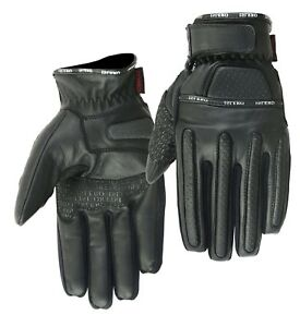 EVO-All-Weather-Pure-Leather-Motorbike-Gloves-motorcycle-Bike-Working-Wheelchair
