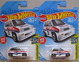 2-x-Hot-Wheels-615m85-Honda-City-Turbo-II