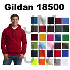 18500 Gildan Heavy Blend Hooded Sweatshirt S-5XL 30 Colors