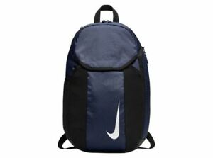 Nike Academy Large 30 Litre Navy Sports School Backpack Rucksack  5c2f1deb7b742